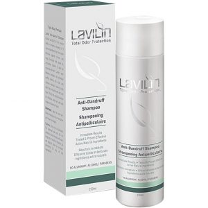 Anti Dandruff Shampoo, 250 ml Lavilin Shampoo