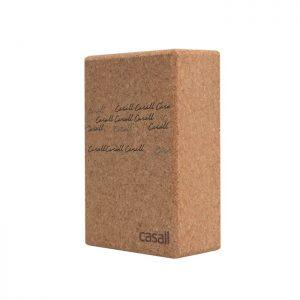 Yoga Block, Natural Cork