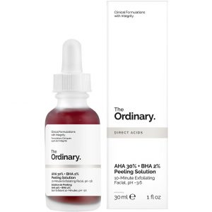 The Ordinary AHA 30% + BHA 2% Peeling Solution, 30 ml The Ordinary Kasvokuorinnat