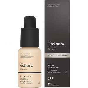 The Ordinary Serum Foundation, The Ordinary Meikkivoide