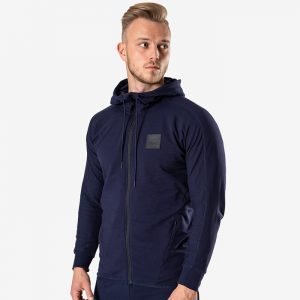Activity Zip Hoodie, Navy