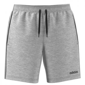 ADIDAS 3 Stripe Shorts, Grey