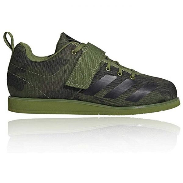 Adidas Powerlift 4, Olive/Camo