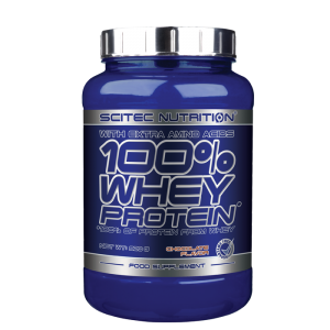 100% Whey Protein, Choklad