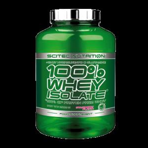 100 % Whey Isolate, 2000 g