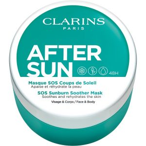 After Sun Sos Sunburn Soother Mask, 100 ml Clarins After Sun