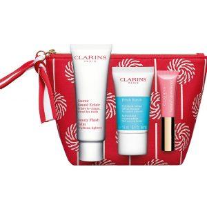 Beauty Flash Balm Holiday Collection, Clarins Ihonhoitopakkaukset