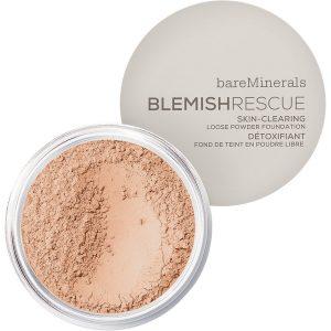 bareMinerals Blemish Rescue Skin-Clearing Loose Powder Foundation, 8 g bareMinerals Meikit