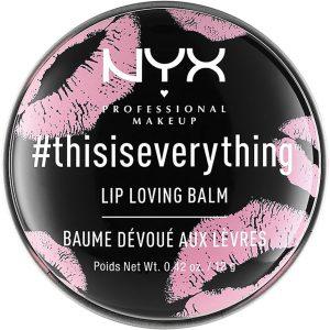 #thisiseverything Lip Loving Balm, 12 g NYX Professional Makeup Huulirasva