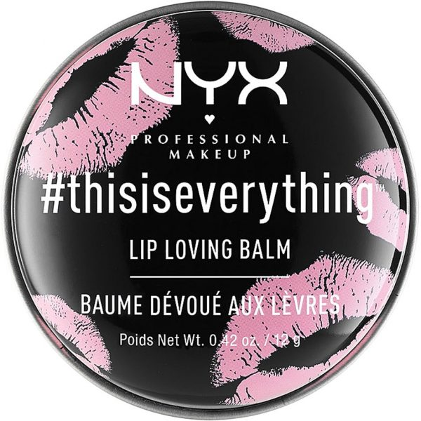 #thisiseverything Lip Loving Balm, 12 g NYX Professional Makeup Huulirasva