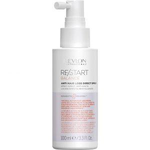 Restart Balnace Anti-Hair Loss Direct Spray, 100 ml Revlon Professional Erikoistuotteet hiuksille