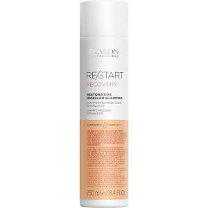 Restart Recovery Restorative Micellar Shampoo, 250 ml Revlon Professional Shampoo