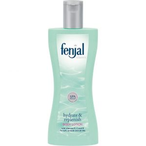 Fenjal Cl. Body Lotion, 200 ml Fenjal Vartaloemulsiot