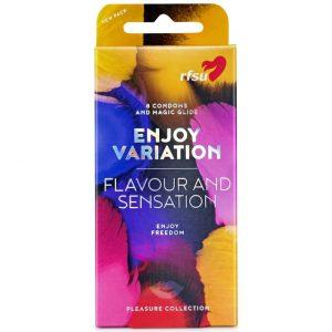 Enjoy Variation, RFSU Kondomit