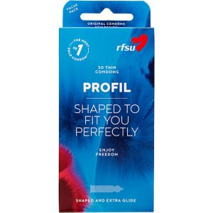 RFSU Profil - The Original, RFSU Kondomit