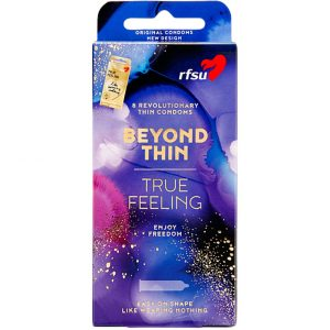 RFSU True Feeling - Like Wearing Nothing, RFSU Kondomit