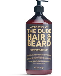 The Dude Hair & Beard Conditioner, 1000ml
