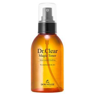 Dr. Clear Magic Toner, 130 ml The Skin House K-Beauty