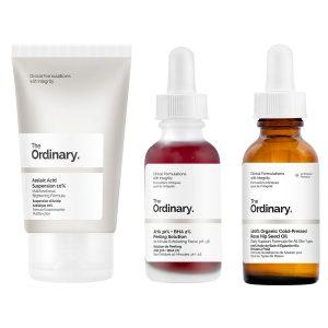 The Ordinary Set Of Actives - Acne scars, The Ordinary Ihonhoitopakkaukset