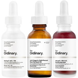The Ordinary Set of Actives - Anti-Aging, The Ordinary Anti-age-tuotteet