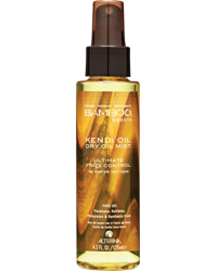 Bamboo Smooth Kendi Oil Dry Oil Mist 125ml