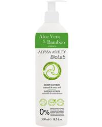 BioLab Aloe Vera & Bamboo Extracts Body Lotion, 300ml