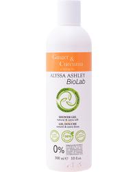 BioLab Ginger & Curcuma Extracts Shower Gel, 300ml