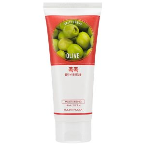 Daily Fresh Olive Cleansing Foam, 150 ml Holika Holika Vaihe 2: Vesipohjainen puhdistustuote
