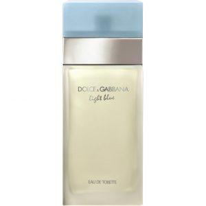 Dolce & Gabbana Light Blue Eau De Toilette, 50 ml Dolce & Gabbana Luksustuoksut