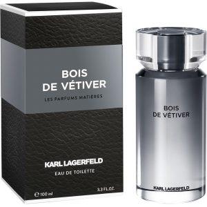 Karl Lagerfeld Matieres Bois De Vétiver EdT, 100 ml Karl Lagerfeld Miesten tuoksut