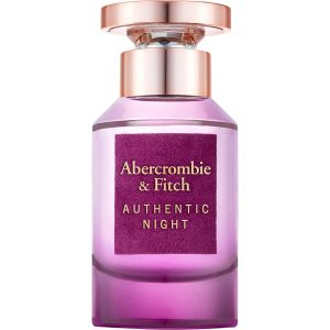 Authentic Night Women, 50 ml Abercrombie & Fitch EdT