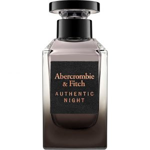 Authentic Night Men, 100 ml Abercrombie & Fitch Miesten hajuvedet