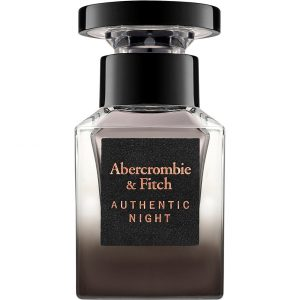 Authentic Night Men, 30 ml Abercrombie & Fitch Miesten hajuvedet