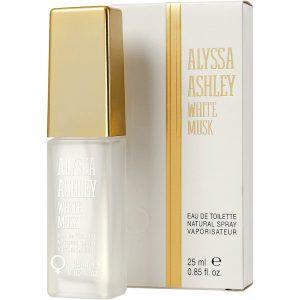 Alyssa Ashley White Musk EdT, 25 ml Alyssa Ashley Muut tuoksut