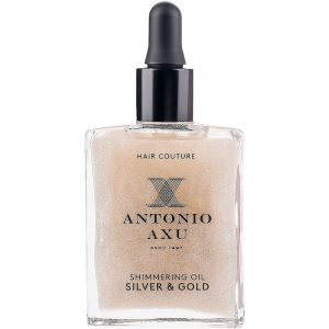 Light Gold Shimmering Oil, 60 ml Antonio Axu Hiusöljyt