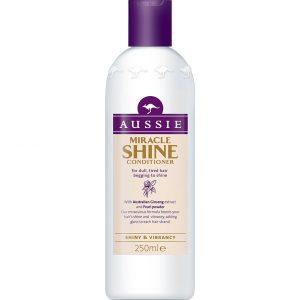 Miracle Shine Conditioner, 250 ml Aussie Hoitoaine