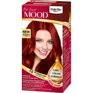 Hair Colour, MOOD Punaiset hiukset