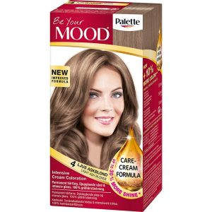 Mood Haircolor 04 Light Ash Blonde, MOOD Hiusvärit