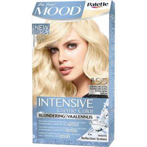Mood Haircolor 105 Ultra Blonde X-Tra, MOOD Hiusvärit