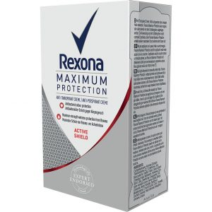 Maximum Protection Active Shield, 45 ml Rexona Deodorantit