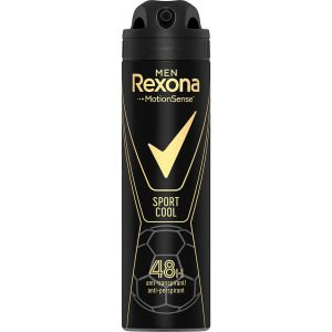 Men Deo Spray Sport Cool, 150 ml Rexona Roll-on-deodorantit