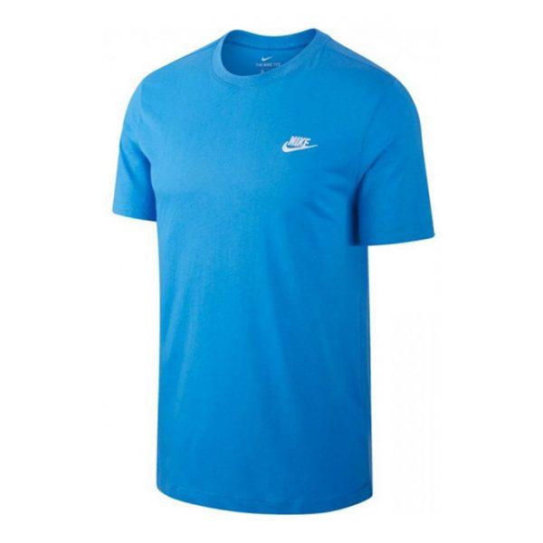 Nike Club Tee, Pacific Blue