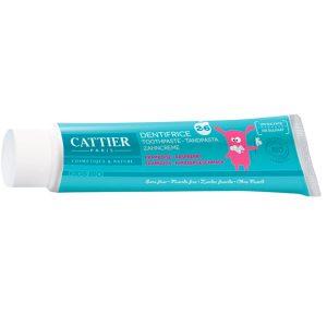 Kids Bio Toothpaste 2-6 years, 50 ml Cattier Paris Luonnonkosmetiikka