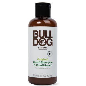 Bulldog Original Beard Shampoo & Conditioner, 200 ml Bulldog Parta & Viikset