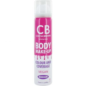 Body Make-Up Medium Colour & Coverage, 75 ml Cocoa Brown Itseruskettavat