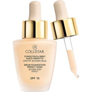 Collistar Serum Foundation Perfect Nude, Collistar Meikkivoide