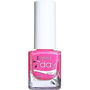 7 Day Hybrid Polish, 5 ml Depend Värilakat
