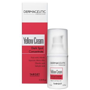 Dermaceutic Yellow Cream, 15 ml Dermaceutic Pigmenttiläiskät