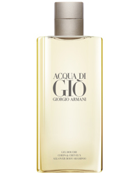 Acqua di Gio Homme, Shower Gel 200ml