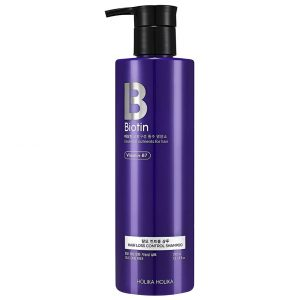 Biotin Hair Loss Control Shampoo, 390 ml Holika Holika Ihonpuhdistus